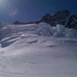 Freeride-Tour mit Bergführer zum Schwarztor